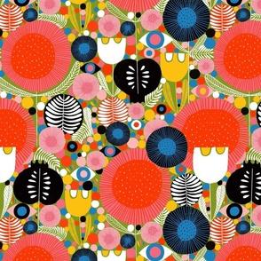 Eyes In Garden- Lisa Congdon for Nerida Hansen