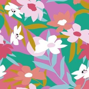 Signature Petal Summer Multi - Nerida Hansen