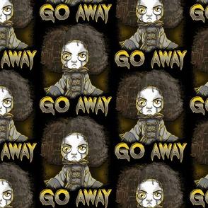 Creepy Doll, Go Away
