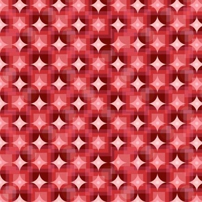 Mod Red Circles
