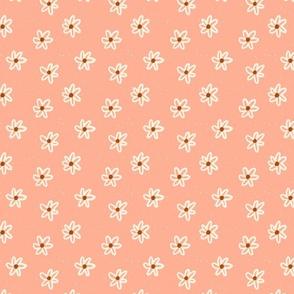 Vintage Floral in Pink