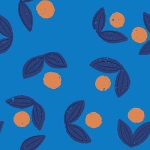Sweet Berry in Blue