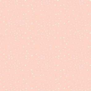 Blue-Tansy Pink wishes- dots