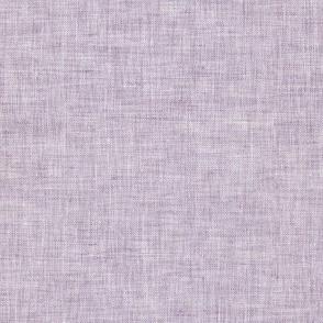 Solid linen Lavender
