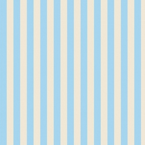 Light Blue and Cream Stripes (small)
