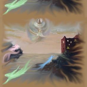 Castle phantasm through the looking glass2