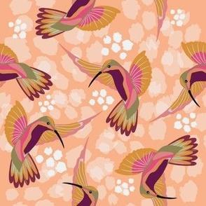 Hummingbird Daylight - Christie Williams for Nerida Hansen