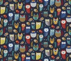 Owls night long