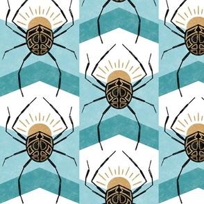 Sunrise Spider