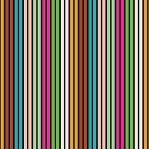stripes in carnival