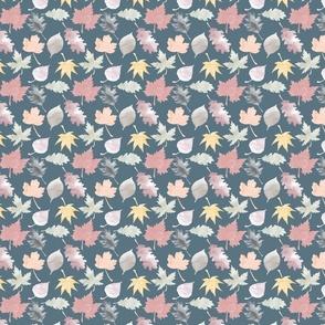 Slate Leaves