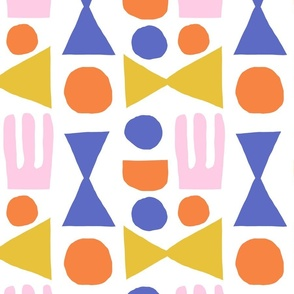 Shapes no1 in Colorful 2