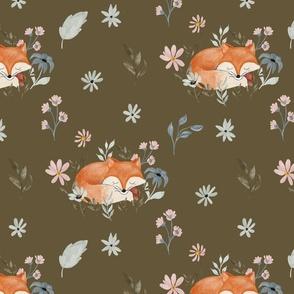 Autumn Fox - Medium