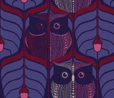 Owls  in the Night Garden