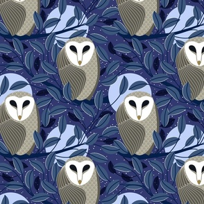 Owls at Midnight - Nocturnal