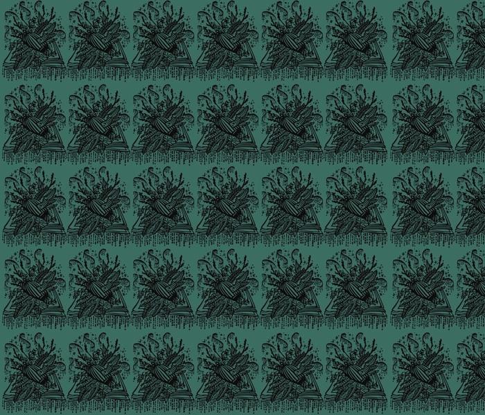Overgrown  (pine)