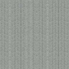 herringbone in sage