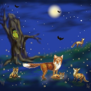 Nocturne of the Fox
