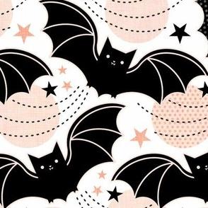 Baby Bats Medium- Pastel Halloween Coordinate
