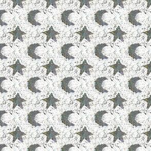 celestial glitter small scale