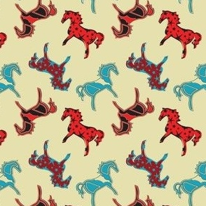 Western Ponies