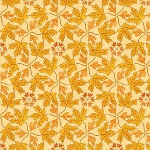 Autumn Leaf Kaleidoscope