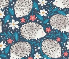 Garden Hedgehogs - Large Scale