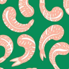 Shrimp Pattern