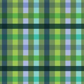 Check Multi Green - Nerida Hansen