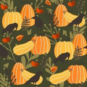 Classic Pumpkin Patch