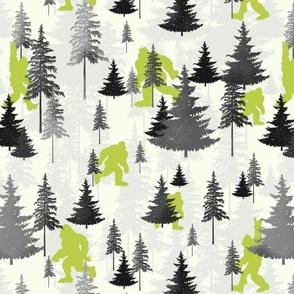 Hide and seek bigfoot_apple green_large