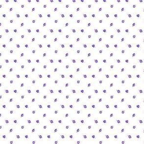 Tiny Purple Leaves