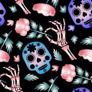 Halloween pattern 2