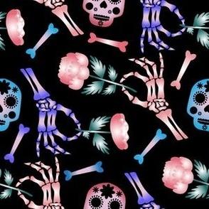 Halloween pattern 5-01