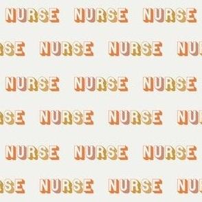 nurse fabric