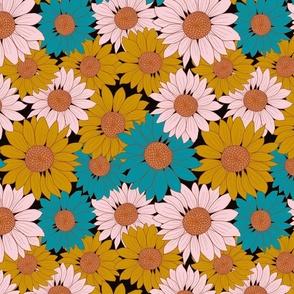 Happy Florals Flowers Gender Neutral