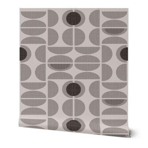 Geometric Neutral Grey