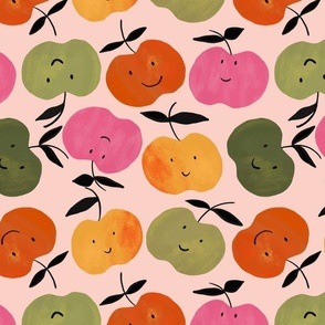 Apples Kawaii