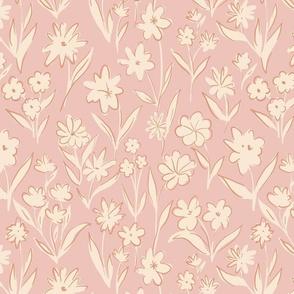 Cottagecore dainty florals