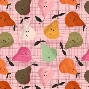 Pears kawaii