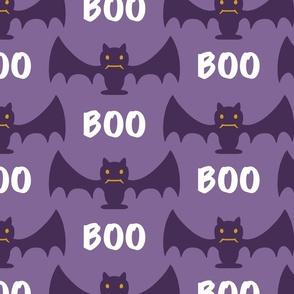 Bats boo
