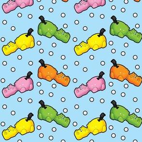 hungry hippos