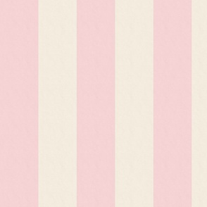 Pink and Cream Stripes (large)