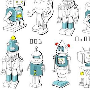 Happy Robots