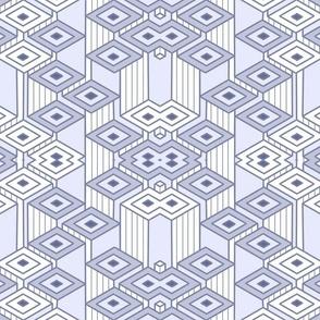 Geometric Diamond eyes