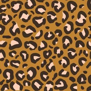 Mustard Leopard