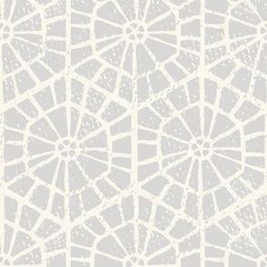 neutral geometric wallpaper block print cool gray1 large scale