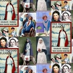 Vintage Nurse Heroes2