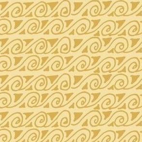 Wave Hello - yellow