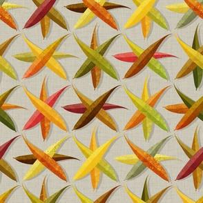Willow Star linen